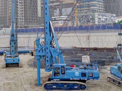 Universal Piling – Dubai – Piling, Soil Engineering,